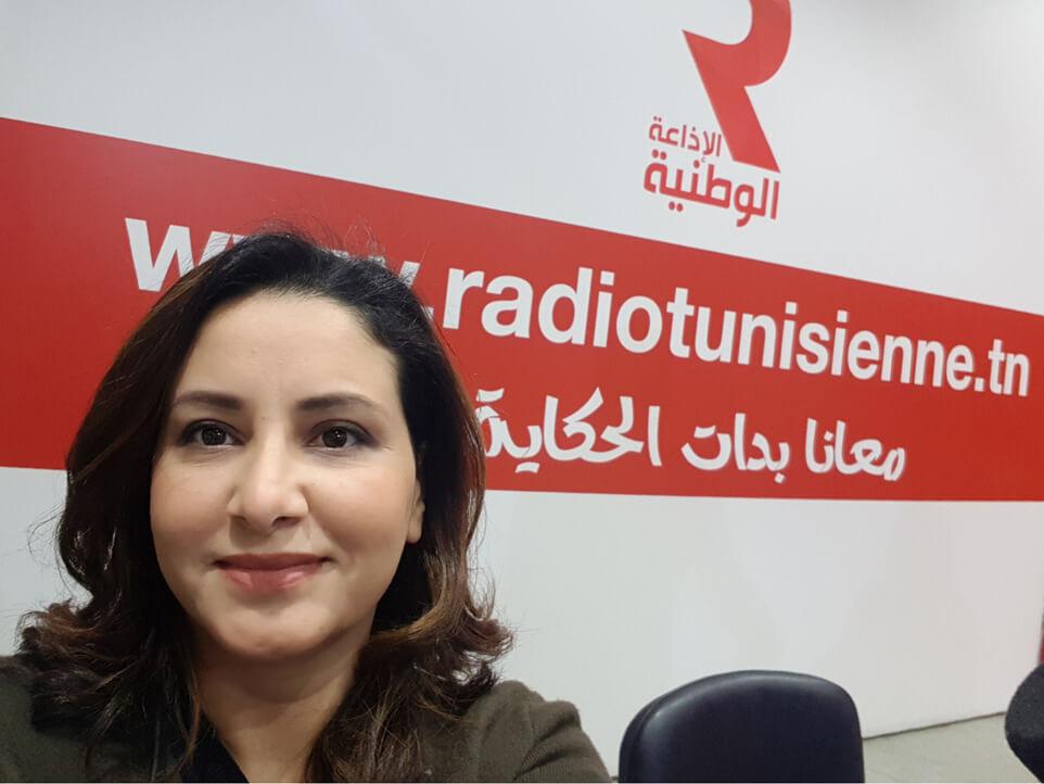 Digital technology Marketing Ines Nasri Radio Tunisie