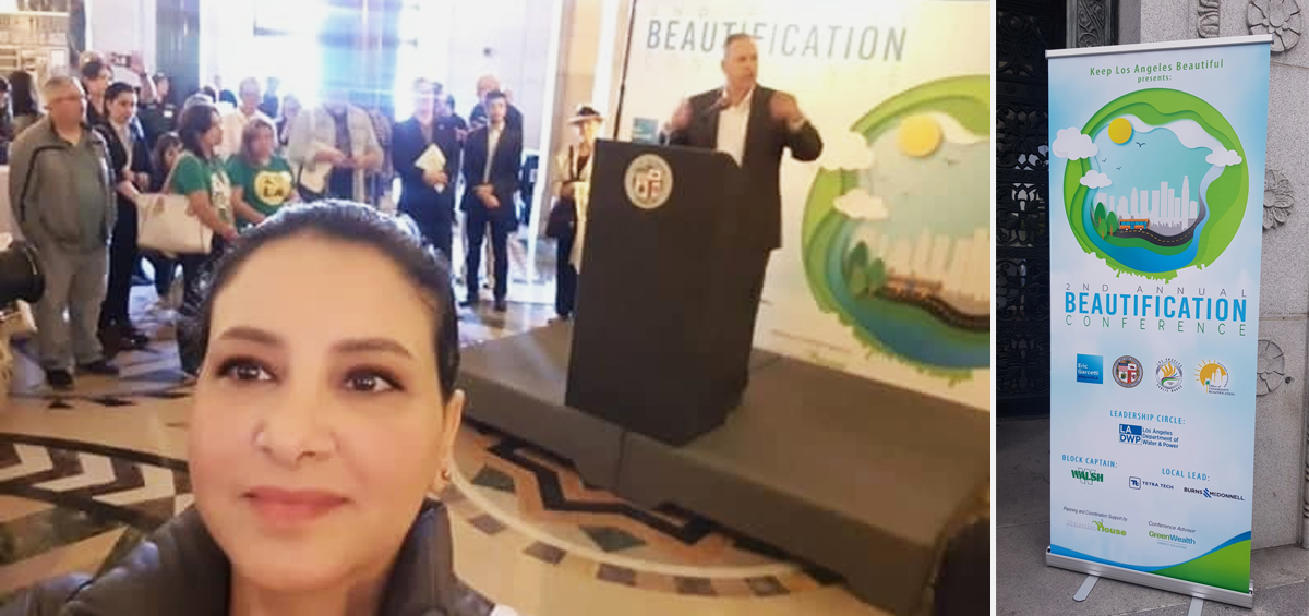 Beautification Conference, Ines Nasri