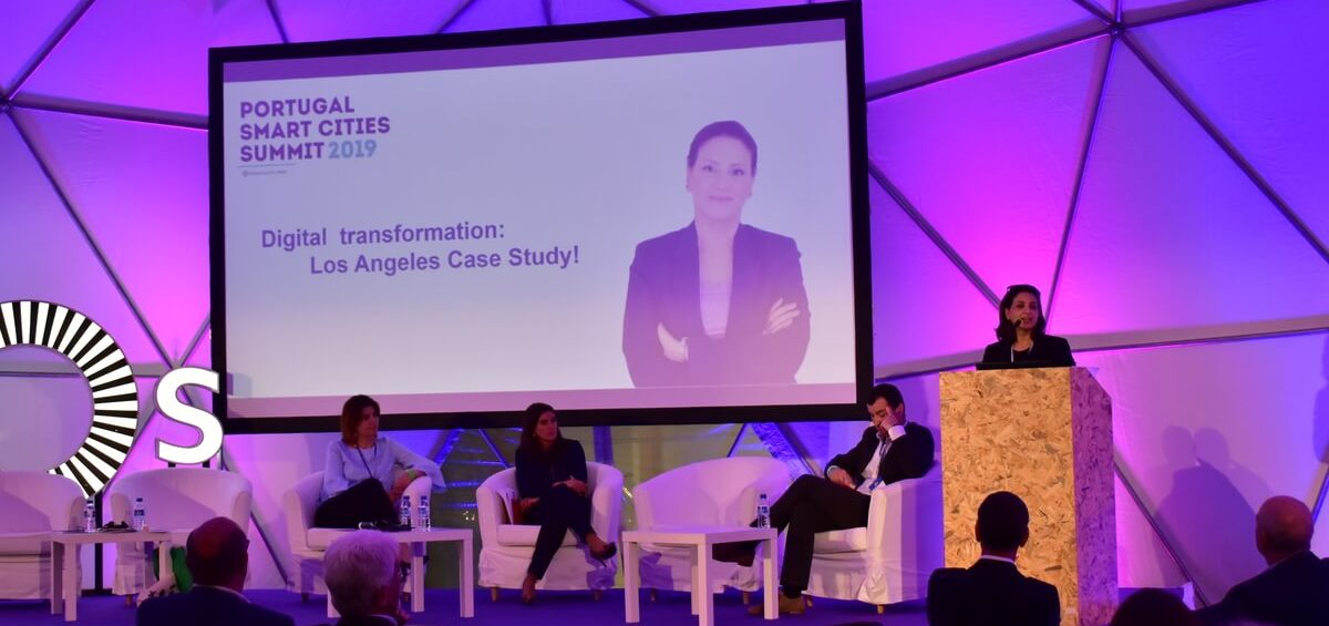 digital transformation summit, Ines Nasri