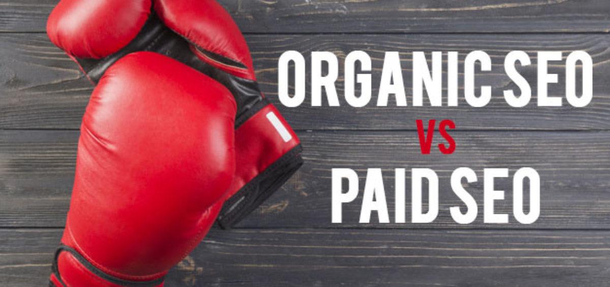 Organic SEO vs Paid SEO, seo news,