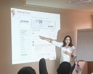 digital transformation Training by Ines Nasri