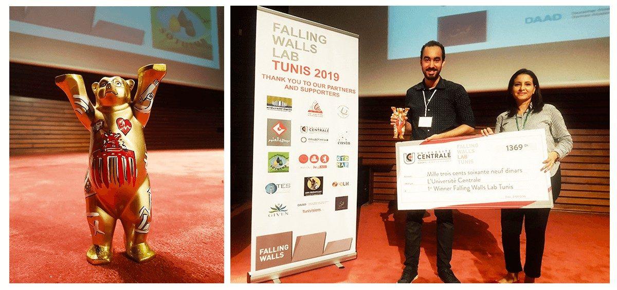 Falling Walls Lab Tunis 2019